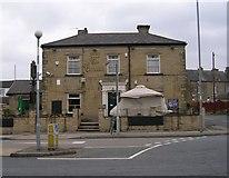 SE1527 : The Crown - Huddersfield Road by Betty Longbottom
