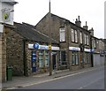 SE1527 : Barclays Bank - Towngate, Wyke by Betty Longbottom