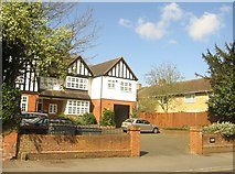 SU6351 : Cliddesden Road housing by Sandy B