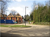 SU6351 : Cliddesden Place development by Sandy B