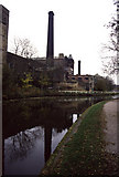 SE1039 : Bingley, Leeds and Liverpool Canal by Chris Allen
