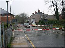 TA2609 : Cartergate Level Crossing by David Wright