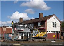 SO9096 : The ex Battle of Britain 1, Penn, Wolverhampton by Roger  Kidd