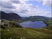 NY1618 : From Rannerdale Knotts by Michael Graham