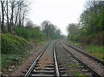 TA2609 : The Railway towards Great Coates by David Wright