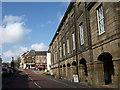 NU1813 : Northumberland Hall, Alnwick by wfmillar