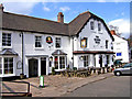 SO8279 : The Queens Head, Wolverley by P L Chadwick