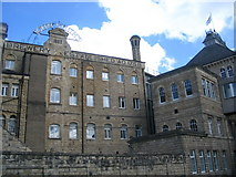 SE4843 : John Smiths Brewery, Tadcaster, North Yorkshire by Dave Pickersgill