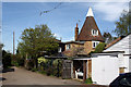 TQ5259 : Little Oast, High Street, Otford, Kent by Oast House Archive