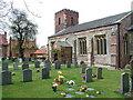 TA0143 : St Catherine's Church, Leconfield by Paul Glazzard