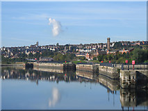 ST1167 : The Waterfront Barry by Graham Davies