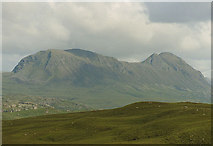 NG7370 : View towards Baosbheinn by Nigel Brown