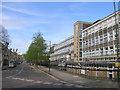 TQ2583 : St Augustine's High School, Oxford Road, London NW6 by Robin Sones