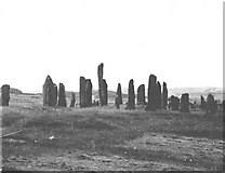 NB2133 : Standing Stones at Callanish by N T Stobbs