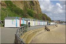 SZ5881 : Small Hope Beach, Shanklin by Stephen McKay