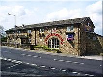SD8632 : Thornton Arms, Brownside Road, Burnley by Alexander P Kapp