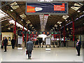 TQ2782 : Marylebone Station Concourse by John Lucas