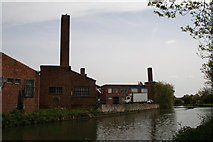TQ1883 : Industrial buildings on the Paddington Arm by Dr Neil Clifton
