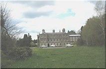 SH4555 : Plas Glynllifon from the east lawn by Eric Jones
