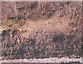 SD9498 : Shale strata, Gunnerside by Stephen Craven