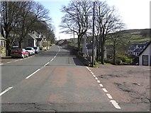 NS8814 : Leadhills by Colin Kinnear
