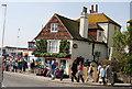 TQ8209 : The Royal Standard, Hastings by N Chadwick
