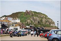TQ8209 : East Cliff, Hastings by N Chadwick