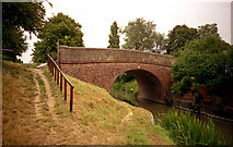 SU1461 : Wilcot Bridge 117, Kennet and Avon Canal by Dr Neil Clifton