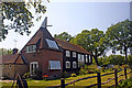 TQ7932 : Scullsgate Oast, Coldharbour Road, Iden Green, Kent by Oast House Archive