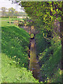 SE7336 : Bubwith and Harlthorpe Drain, East Yorks. by Peter Church