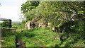 C9535 : Derelict farm building by Willie Duffin