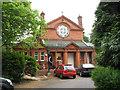 TQ1872 : Sudbrook Nursery School, Petersham by Stephen Craven