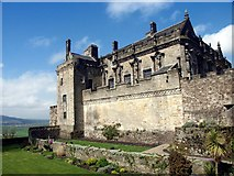 NS7894 : Stirling Castle by Simon Johnston