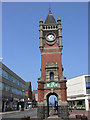 NZ6025 : The Town Clock by George Robinson