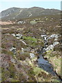 NN9561 : Allt na Cachaileith by Russel Wills