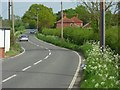 SU8976 : Forest Green Road, the B3024, Holyport by Andrew Smith