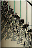 SK4293 : Staircase detail by Alan Murray-Rust
