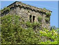 SN0313 : Slebech Old Parish Church: Tower by Dylan Moore