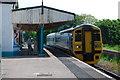 SH4938 : Gorsaf Cricieth Station by Alan Fryer