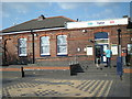SO9592 : Tipton Railway Station by Row17