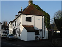 TR3054 : The Five Bells, Eastry by Nick Smith