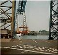 NZ4921 : Middlesbrough Transporter Bridge by Gerald England