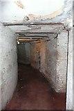 SZ6397 : Spit Sand Fort, armament passage by Graham Horn