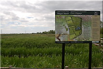 ST4286 : Magor Marsh Nature Reserve (Gwent Wildlife Trust) by Roger Davies