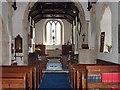 TG1208 : St Mary's Church, Marlingford, Norfolk - East end by John Salmon