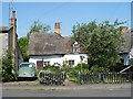 TL0643 : Old Cottages, Wilstead by Robin Drayton
