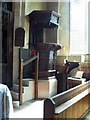 TL9499 : St Peter & St Paul, Griston, Norfolk - Pulpit by John Salmon