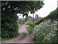 SO7692 : Nearing Upper Farmcote by Row17