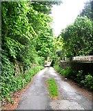 SE0721 : Scarbottom Lane - Rochdale Road, Greetland by Betty Longbottom
