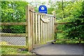 J4774 : Gate, Kiltonga, Newtownards by Albert Bridge